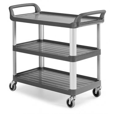 Wózek gastronomiczny - 3 półki